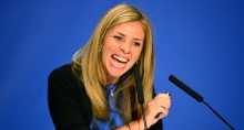 Facebook-Managerin Nicola Mendelsohn (c) Thomas Lohnes / Getty Images