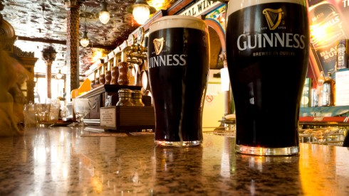 Guinness boykottierte die St. Patrick's Day Parade in New York (Bild: Diageo)