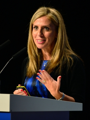 Nicola Mendelsohn (c) Thomas Lohnes / Getty Images