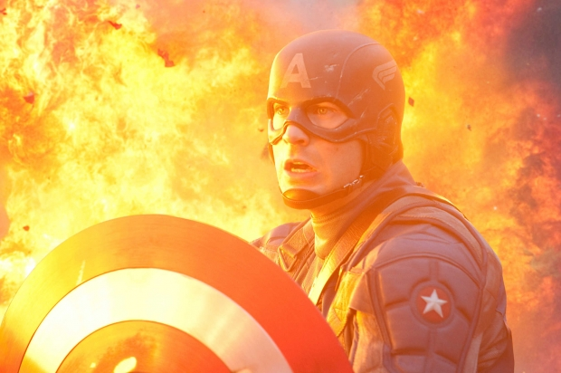 "Pro Sieben MAXX lockt zum Start mit der TV-Premiere ""Captain America: The First Avenger"""