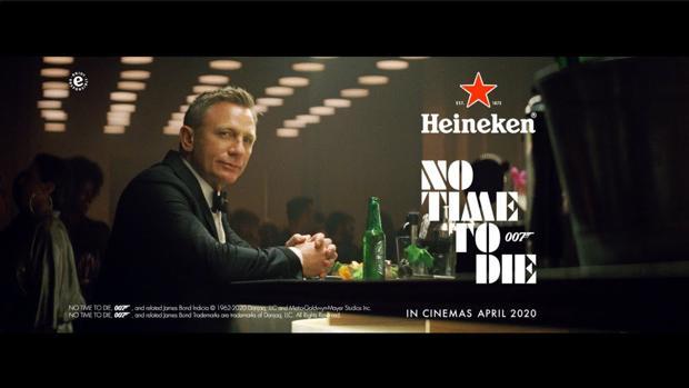 Heineken Wieso Daniel Craig Einfach Nicht Von James Bond Loskommt