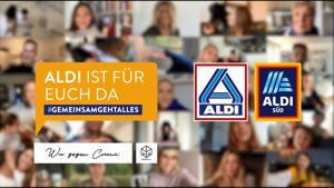 """Aldi """"Gemeinsam geht alles"""" 2020"""