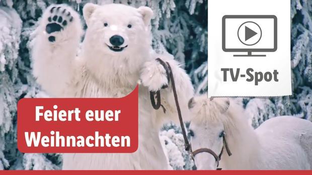 Aldi Werbung Weihnachten Kühlschrank : Alle jahre wieder die weihnachts tv spots der aldi sÜd länder