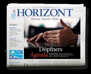 HORIZONT Ausgabe 38/2018
