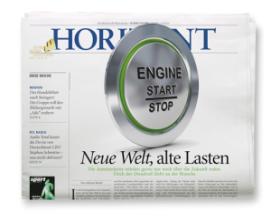 HORIZONT Ausgabe 41/2018