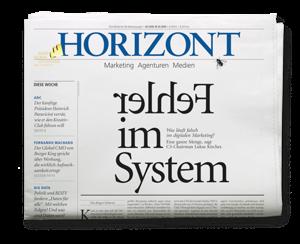 HORIZONT Ausgabe 42/2018