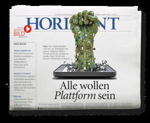 HORIZONT-Ausgabe 12/2019