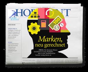 HORIZONT-Ausgabe 17/19