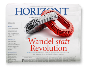 HORIZONT-Ausgabe 3/2019