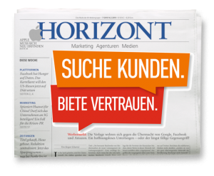HORIZONT-Ausgabe 7/2019