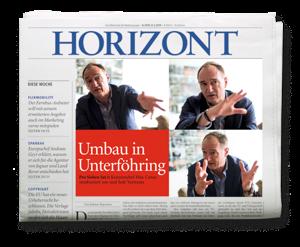 HORIZONT-Ausgabe 8/2019