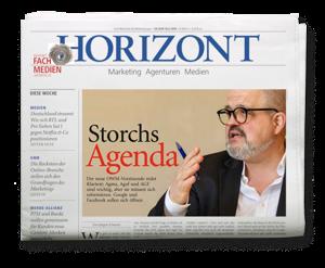HORIZONT-Ausgabe 20/2019