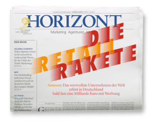 HORIZONT-Ausgabe 24/2019
