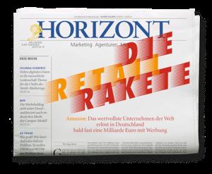 HORIZONT-Ausgabe 24/2019