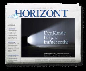 HORIZONT-Ausgabe 26/2019