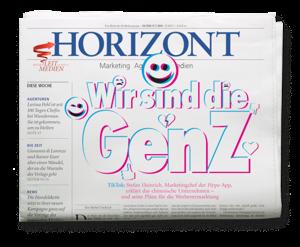 HORIZONT-Ausgabe 28/2019