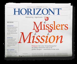 HORIZONT-Ausgabe 29/2019