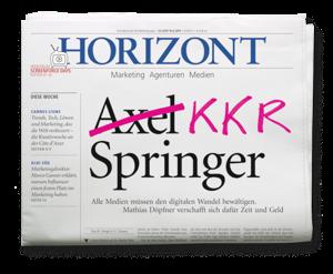 HORIZONT Tablet-Ausgabe 25/2019