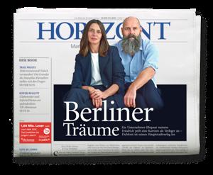 HORIZONT Ausgabe 38/2019