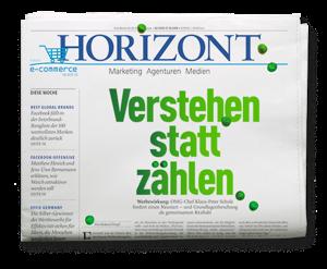 HORIZONT-Ausgabe 42/2019