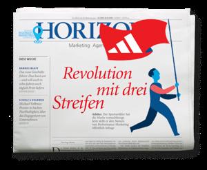 HORIZONT-Ausgabe 43/2019