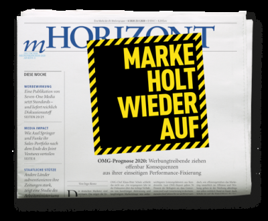 HORIZONT-Ausgabe 4/2020