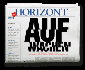 HORIZONT Ausgabe 49/2019