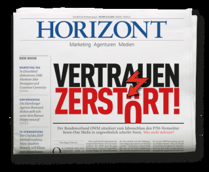 HORIZONT Ausgabe 50/2019