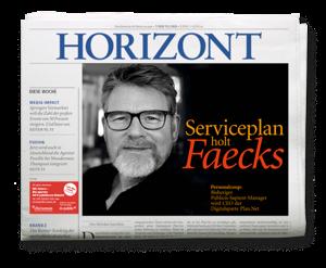 HORIZONT Ausgabe 7/2020