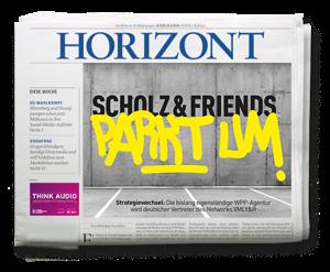 HORIZONT Ausgabe 8/2020