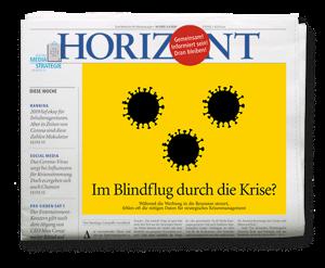 HORIZONT Ausgabe 14/2020