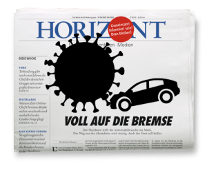 HORIZONT Ausgabe 15/2020