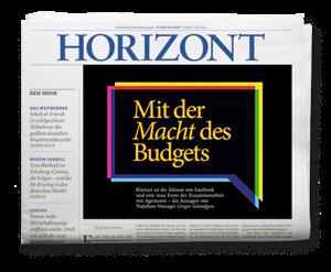 HORIZONT Ausgabe 21/2020