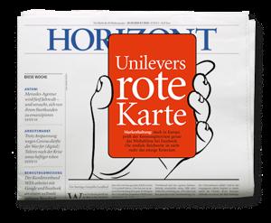 HORIZONT Ausgabe 28-29/2020
