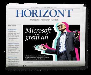 HORIZONT Ausgabe 32/33/2020