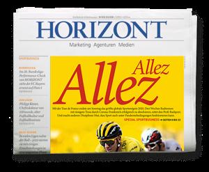 HORIZONT-Ausgabe 39/2020