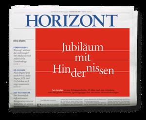 HORIZONT-Ausgabe 44/2020