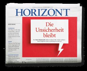 HORIZONT-Ausgabe 4/5/2021