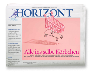 HORIZONT-Ausgabe 47/2020
