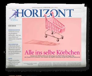 HORIZONT-Ausgabe 47/2020