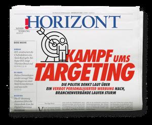 HORIZONT-Ausgabe 48/2020
