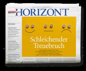 HORIZONT-Ausgabe 8/9 2021