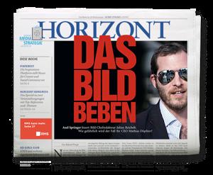 HORIZONT-Cover 42/2021