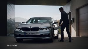 Kampagne: BMW 530e iPerformance