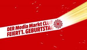 Kampagne: Media-Markt Club Geburtstag
