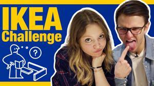 Kampagne: 3 Stunden IKEA Challenge mit Max Oberüber