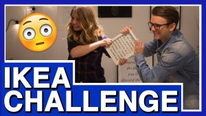 Kampagne: IKEA CHALLENGE mit KleinAberHannah