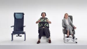 Kampagne: Deutsche Bahn - Der etwas andere Verkehrsmittelvergleich Vol. 4