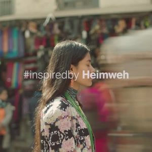 "Kampagne: Lufthansa #inspiredby Heimweh ""Teaser"""