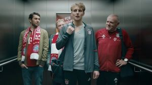 Kampagne: Das FCB ExklusivKonto (2)